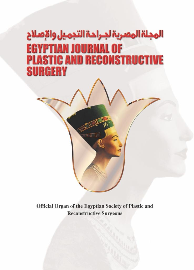 The Egyptian Journal of Plastic and Reconstructive Surgery